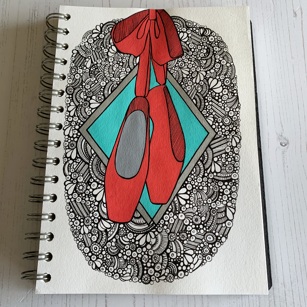 Inktober 2020: Shoes