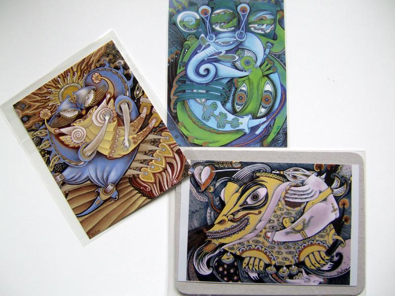 Art Prints by Yuliya
